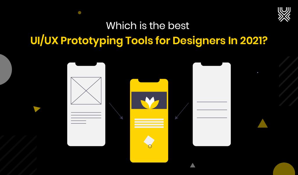 UI/UX Prototyping Tools